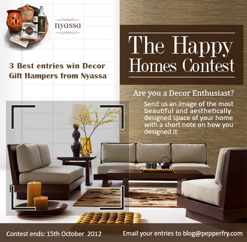 Think Your Home Is The Coolest? Then Prove It With The Happy Homes Contest!