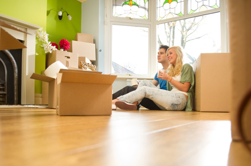 Moving into your very first home is like achieving a milestone in life.