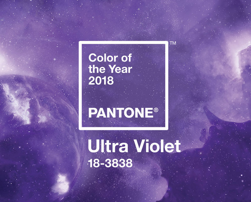And The Pantone Colour Of The Year 2018 Is…