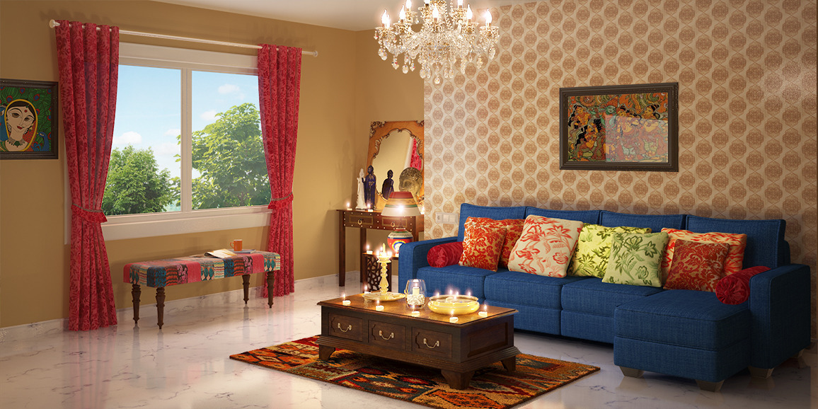 Last Minute Decor Tips For Diwali-Ready Homes