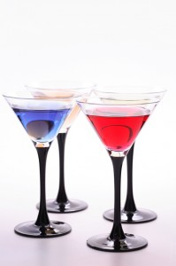 Cocktail Serving Glasses for Home Bar