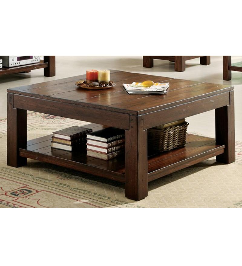 Sheesham Wood Honey Medium Coffee Table