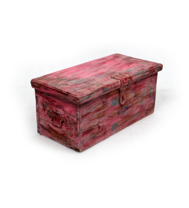 Sheesham Wood Storage Box