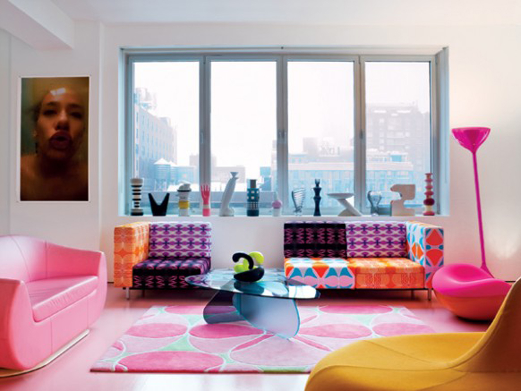 Colorful House Decoration Design & Tips
