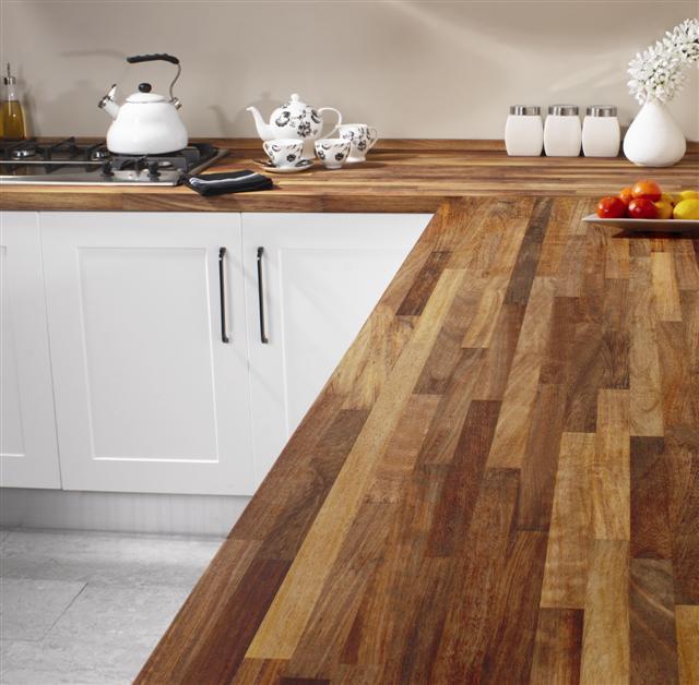 Wooden Kitchen Worktops