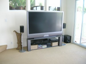TV as Focal point of Living Room