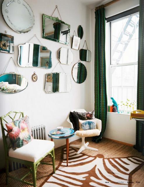 buy decorative wall mirrors