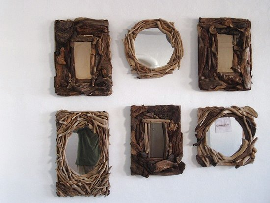 rustic mirrors online India