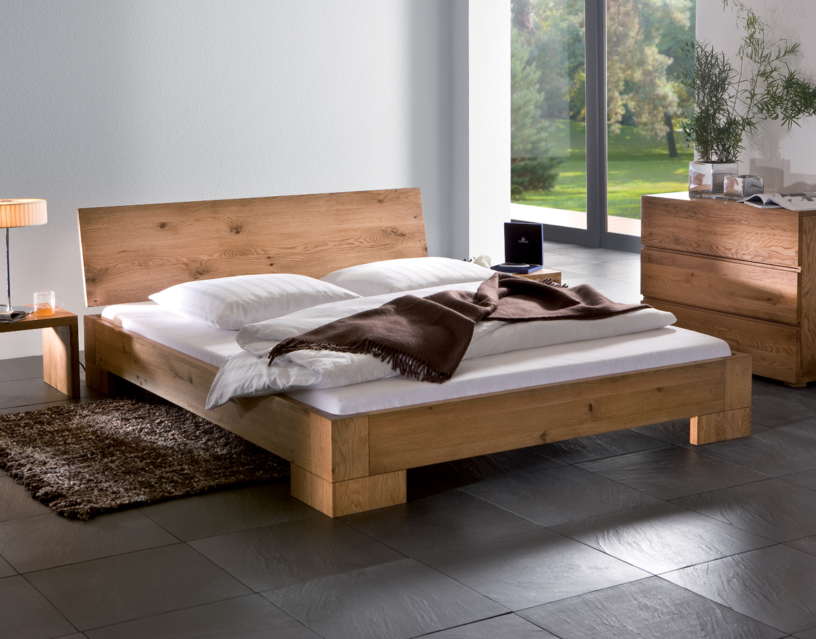Go natural with solid wood